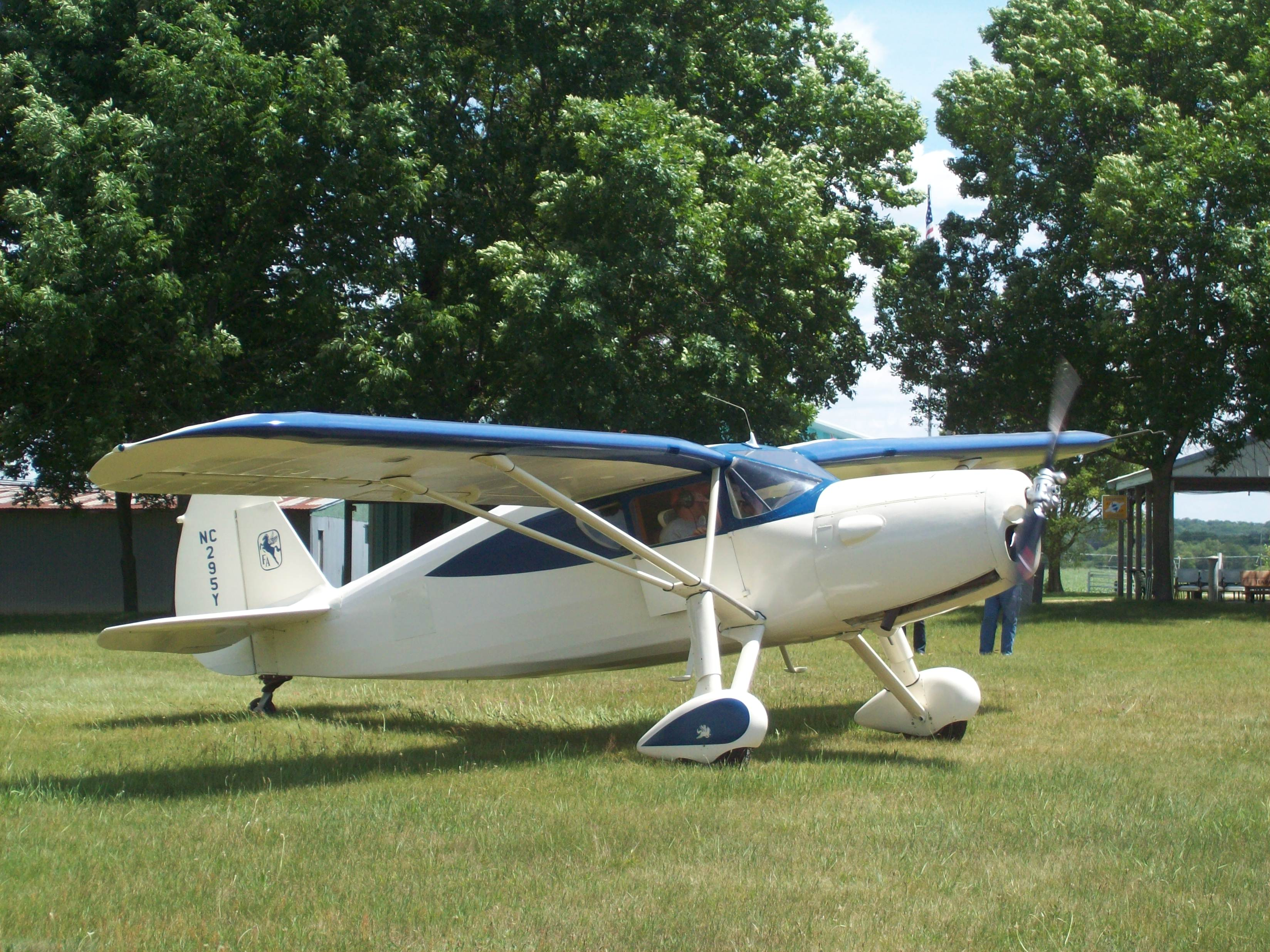Aircraft Brodhead Aviation